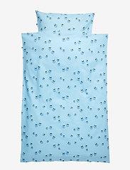 Småfolk - Baby bedlinnen. Apple. Originals. - pościel - air blue - 0