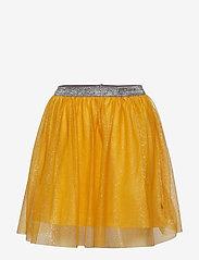 Småfolk - Skirt. Tulle. Solid - spódnice - ochre - 0