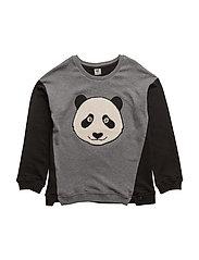Sweatshirt - M. GREY MIX