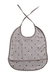 Bib, Coated - Steel Grey