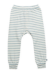 Pants. Stripes - STONE BLUE