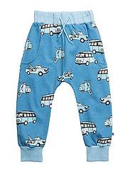Pants Sweat - Cendre Blue