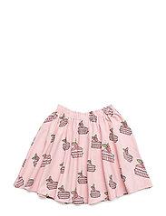Skirt - Silver Pink
