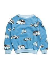 Sweatshirt - Cendre Blue