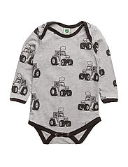 Body LS. Tractor - GREY MIX
