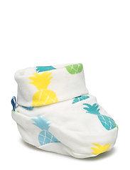 Newborn Shoes - Strong Blue
