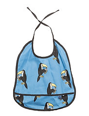 Bib, Coated - Cendre Blue