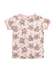 T-shirt SS. Octopus - SCALLOP