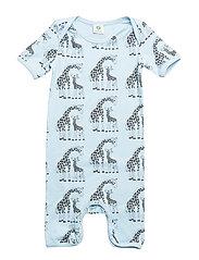 Body Suit SS/SL. Giraffe - AIR BLUE