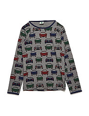T-shirt Longsleeve - M. GREY MIX