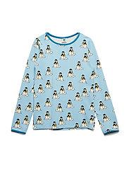 T-shirt Longsleeve - AIR BLUE