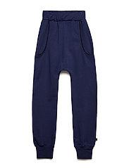 Pants. Solid - MEDIEVAL BLUE