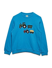 Sweatshirt - CENDRE BLUE