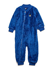 Baby Fleece Suit - BLUE LOLITE