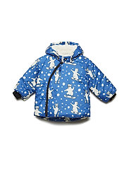 Baby Winter jacket - BLUE LOLITE