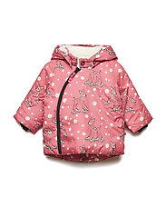 Baby Winter jacket - RAPTURE ROSE