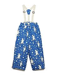 Ski Pants - BLUE LOLITE