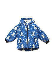 Winter Jacket Boy - BLUE LOLITE