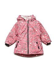 Winter Jacket Girl - RAPTURE ROSE