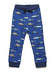 Pants. Sweat. Cars - TRUE BLUE