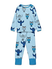 Nightwear. Owl - AIR BLUE