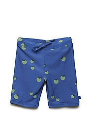 Swim shorts, long. Apple