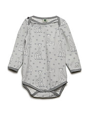 Body LS. Sophie La Girafe - DAWN BLUE