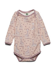 Body LS. Sophie La Girafe - PALE BLUSH