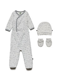 Newborn set Sophie La girafe - DAWN BLUE