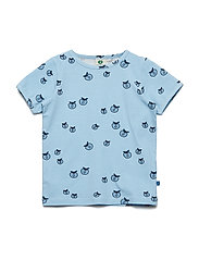 T-shirt SS. Apple. Originals. - AIR BLUE