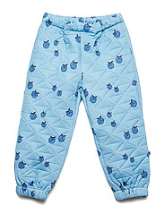 Thermo pants. Apple. - SKY BLUE