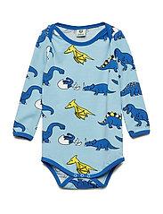 Body LS. Dino - AIR BLUE