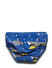 Swimwear. Baby pants. Shark. - BLUE LOLITE