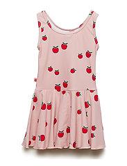 Swim Dress. Apple - SILVER PINK