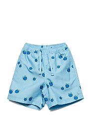 Swim Shorts, Long. Fall Apple