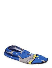 Swim Shoes. Shark - BLUE LOLITE