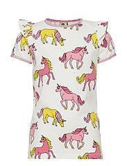 T-shirt SS. Unicorn - CREAM