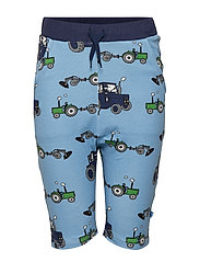 Shorts. Tractor - SKY BLUE