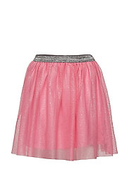 Skirt. Tulle. Solid - SEA PINK