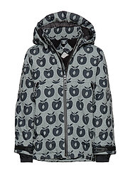Winter Jacket. Uni. Apple - B. GREY