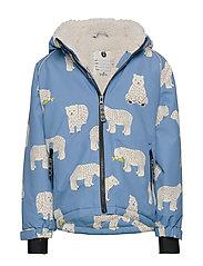 Winter Jacket. Boy. Bear - WINTER BLUE