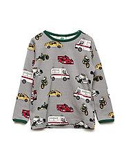 T-shirt LS. Cars - WILDE DOVE