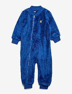 Baby Fleece Suit - BLUE LOLITE