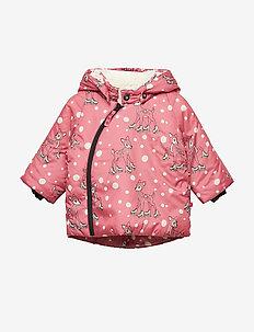 Baby Winter jacket - RAPTURE ROSE