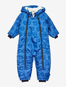 Baby Wintersuit - BLUE LOLITE