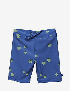 Swim shorts, long. Apple - TRUE BLUE