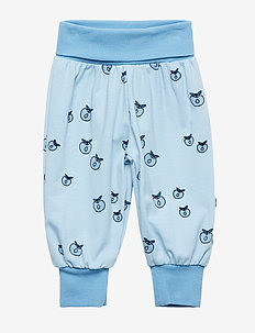 Baby pants Waistband. Apple. Originals. - air blue
