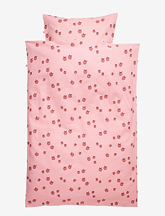 Baby bedlinnen. Apple. Originals. - SEA PINK