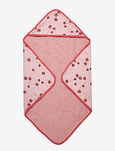Baby Towels, Apple. Originals. - sea pink