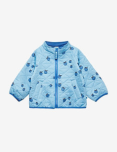 Thermo jacket. Boy. Apple. - SKY BLUE